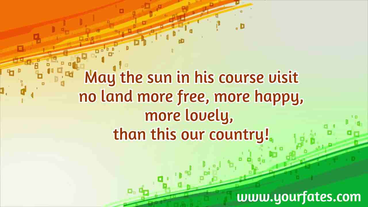 Happy Independence day messages