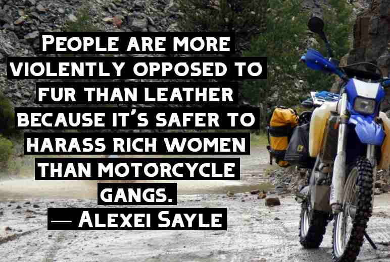 Motorcycle Quotes images
