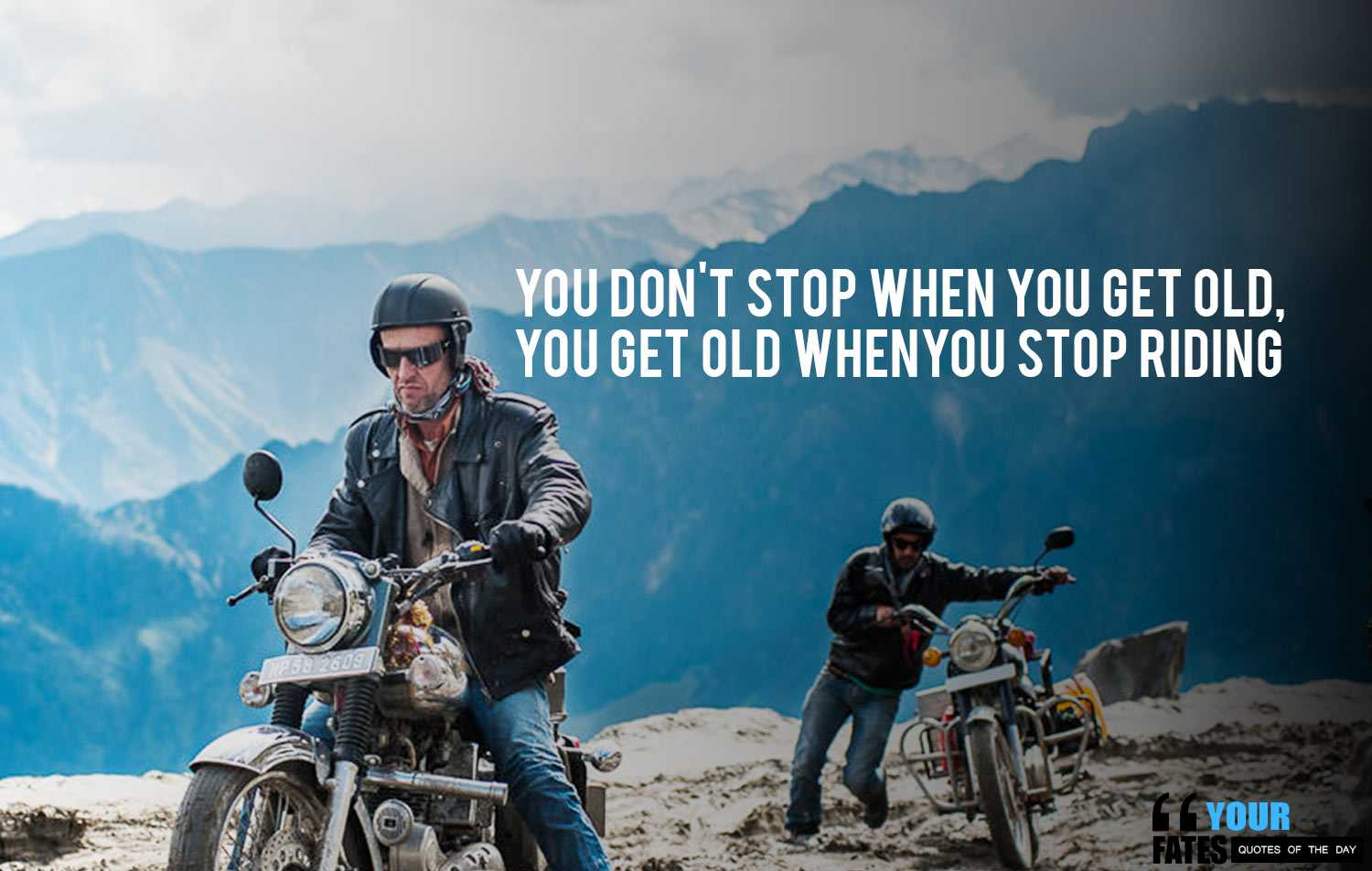 quotes for bikers