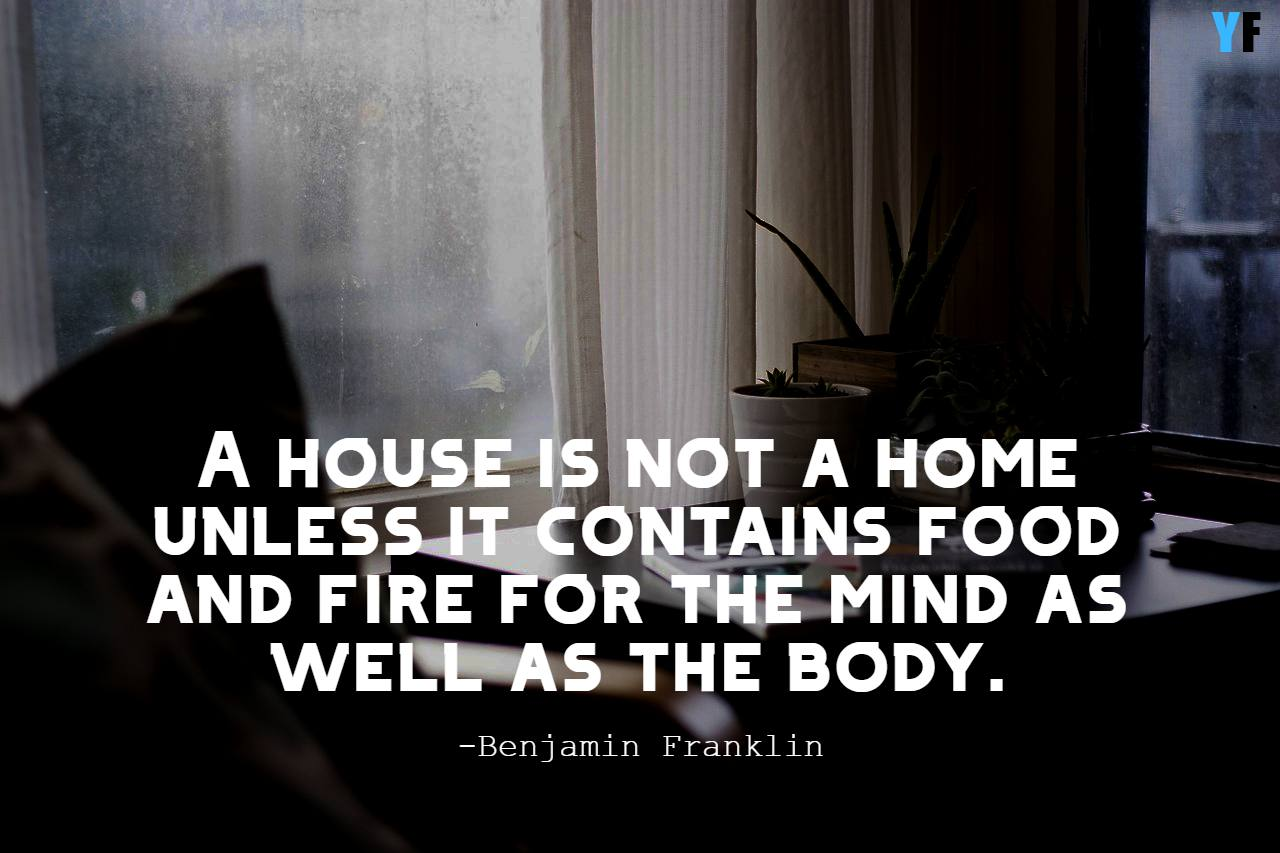 sweet home quotes