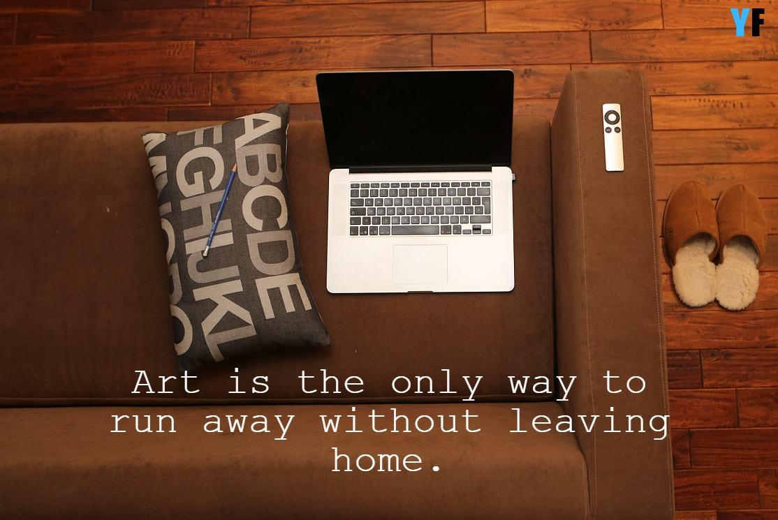 leave home quotes