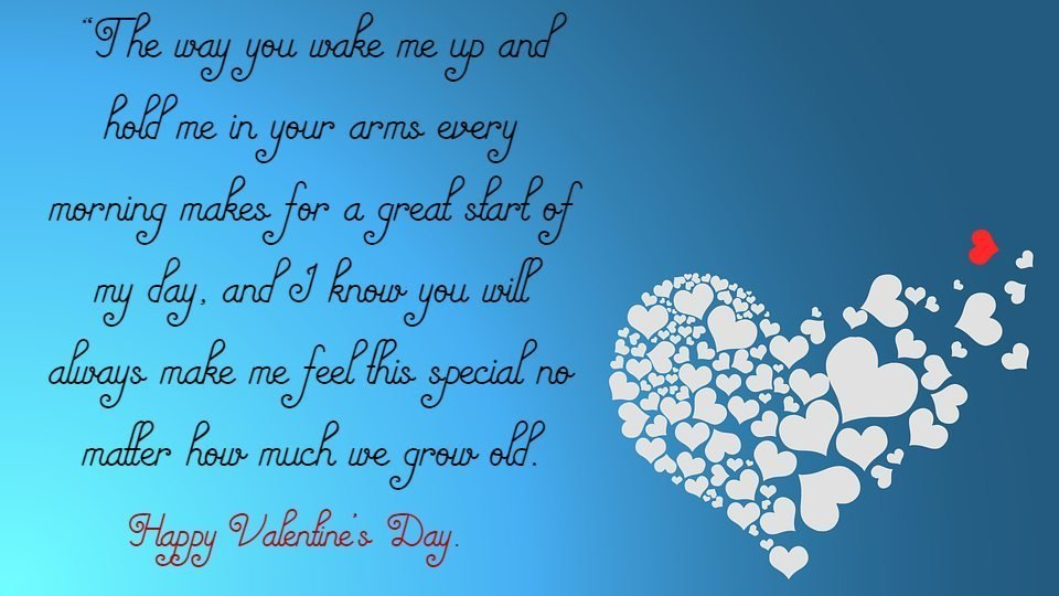 romantic Valentine's Day Quotes for her