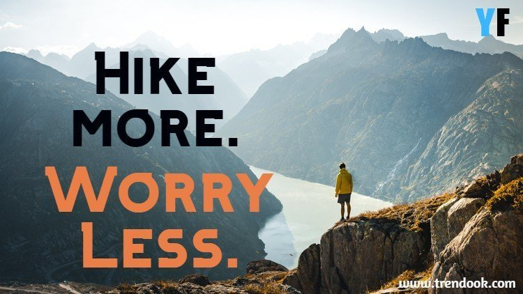hiking quotes