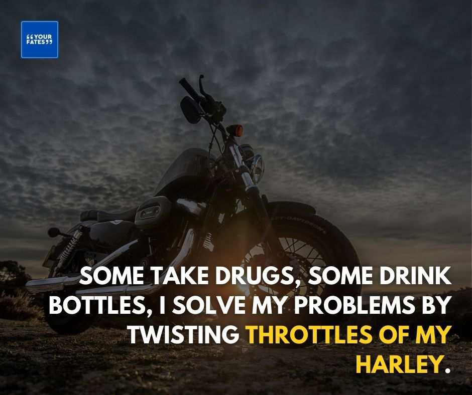 Harley Davidson Caption