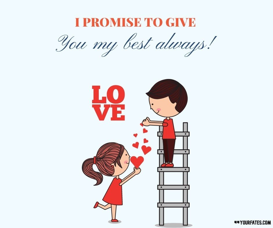 Promise Day Wishes for boyfriend