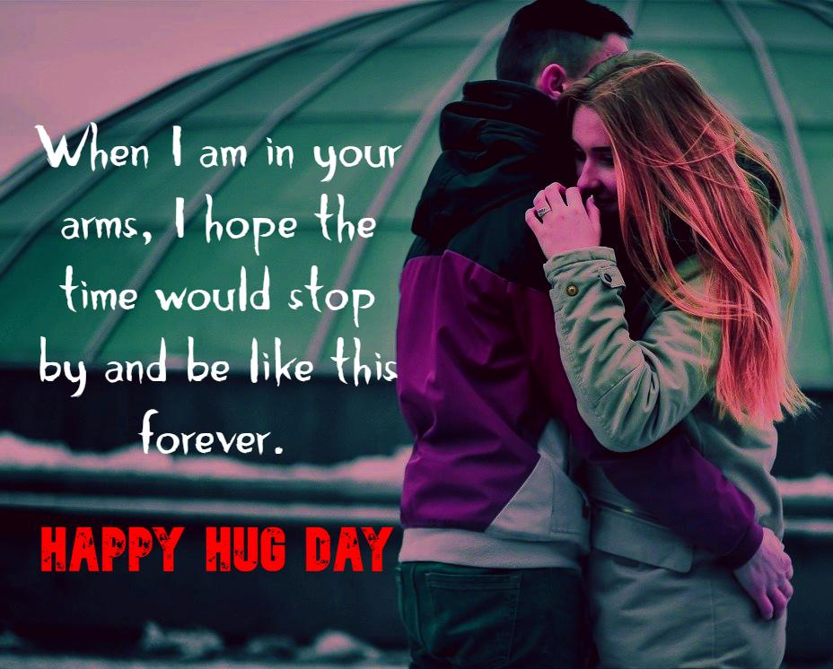 hug day wishes for boyfriend