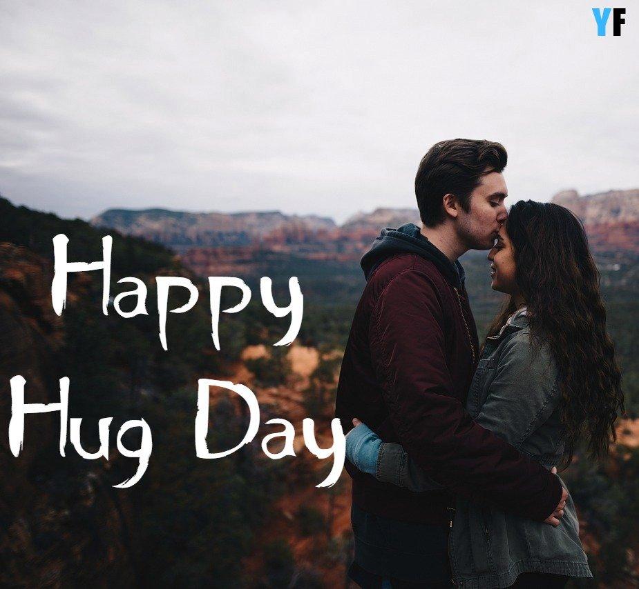 """""""hug day wishes for boyfriend"""