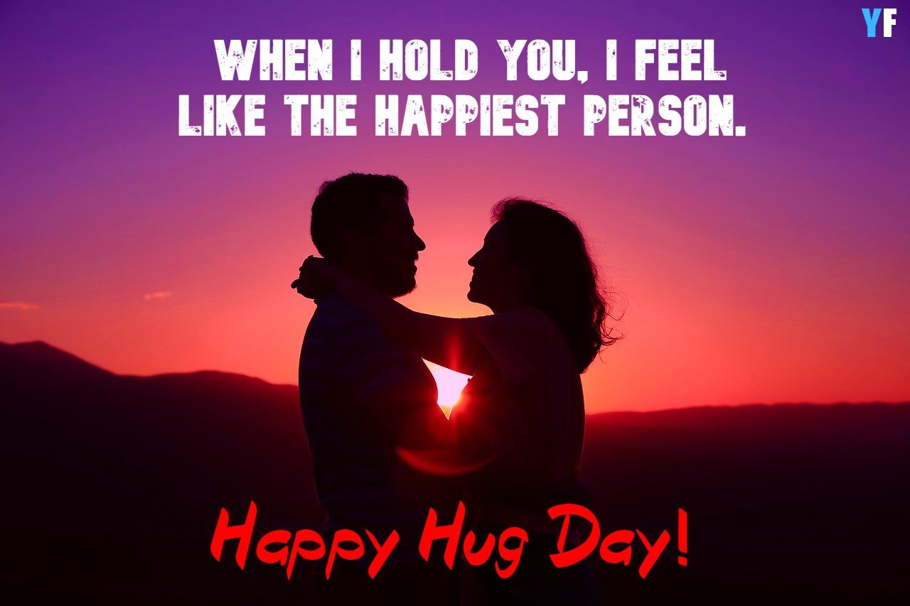 national Hug day Quotes