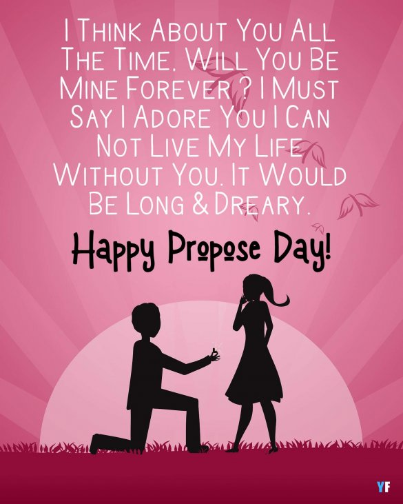 Propose Day Quotes Happy Propose Day 08 Feb Yourfates