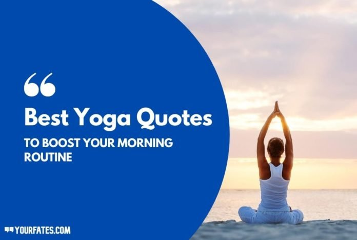 Best Yoga Quotes