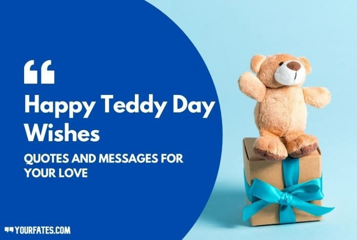 Happy Teddy Day Wishes