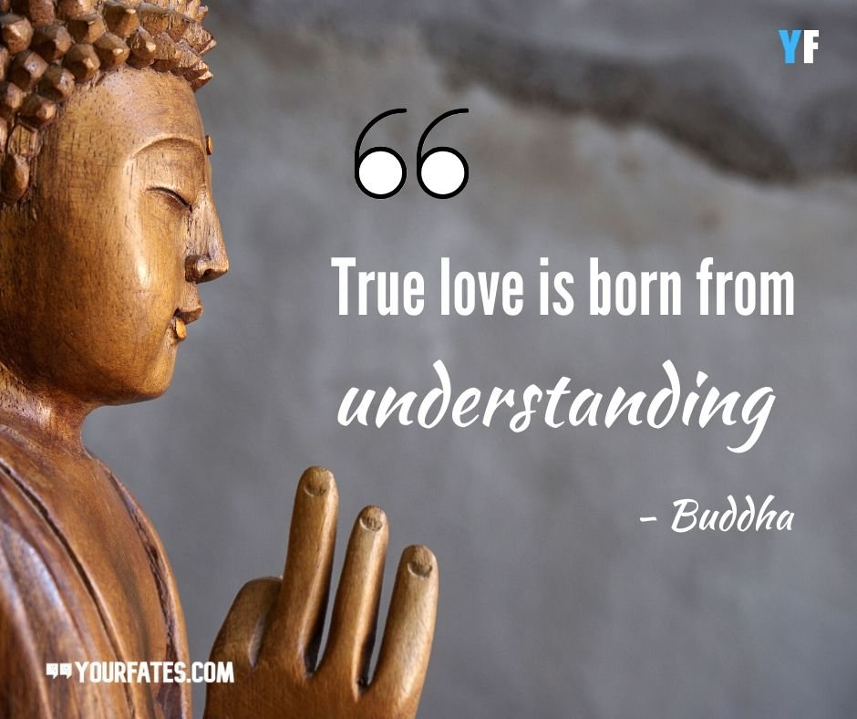 gautam buddha quotes on love