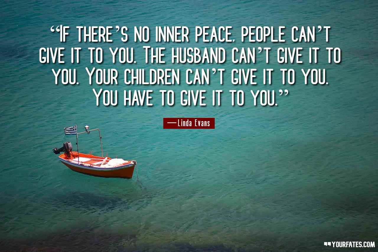 Quotes About Finding Inner Peace