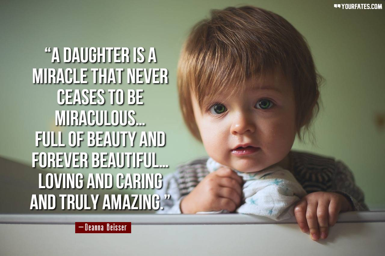 baby girls quotes