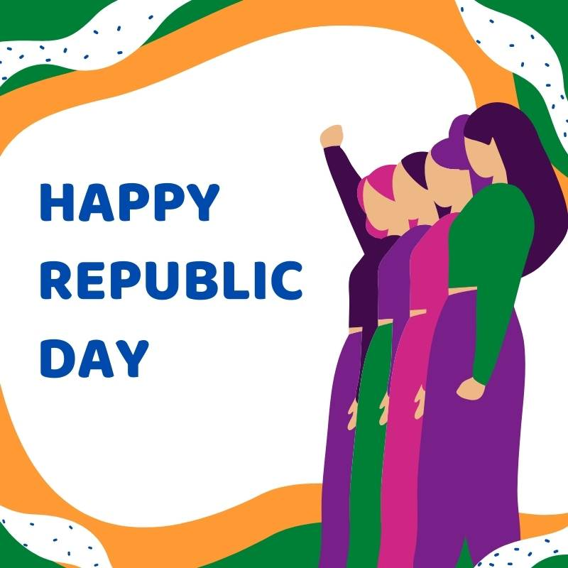 republic Day wishes Image