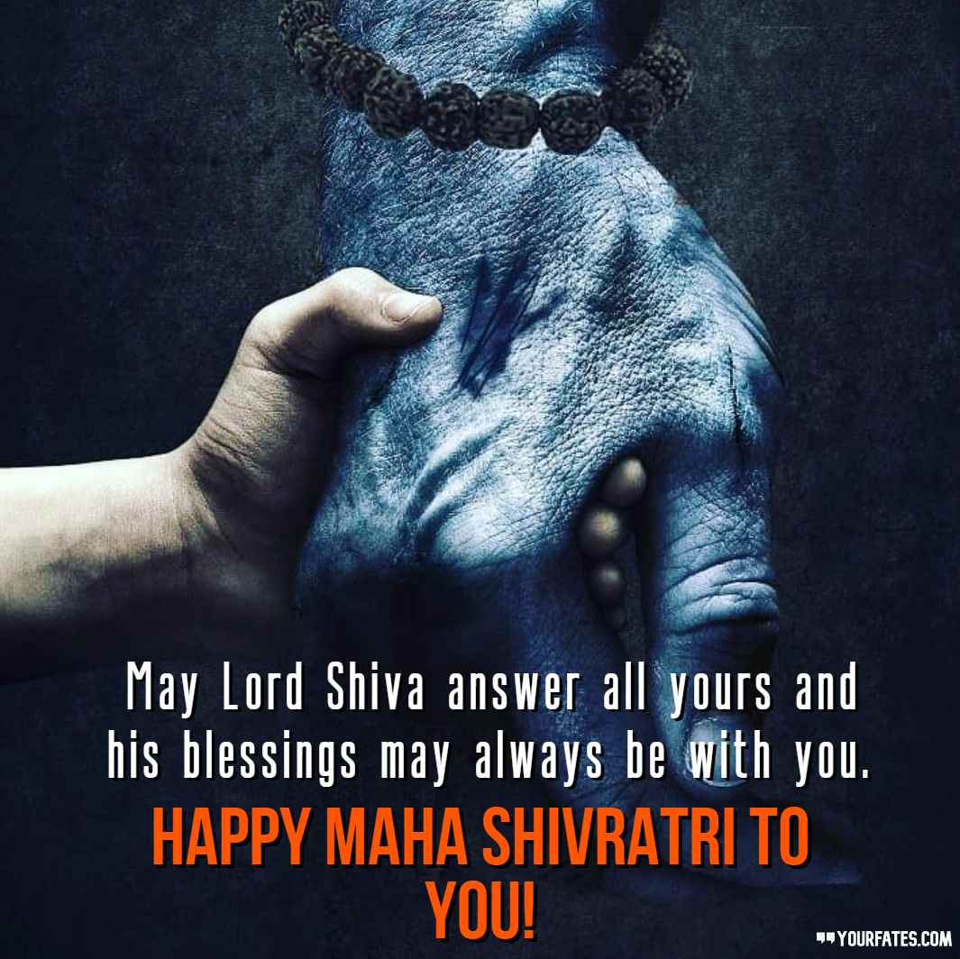 Happy Maha Shivratri wishes 2020