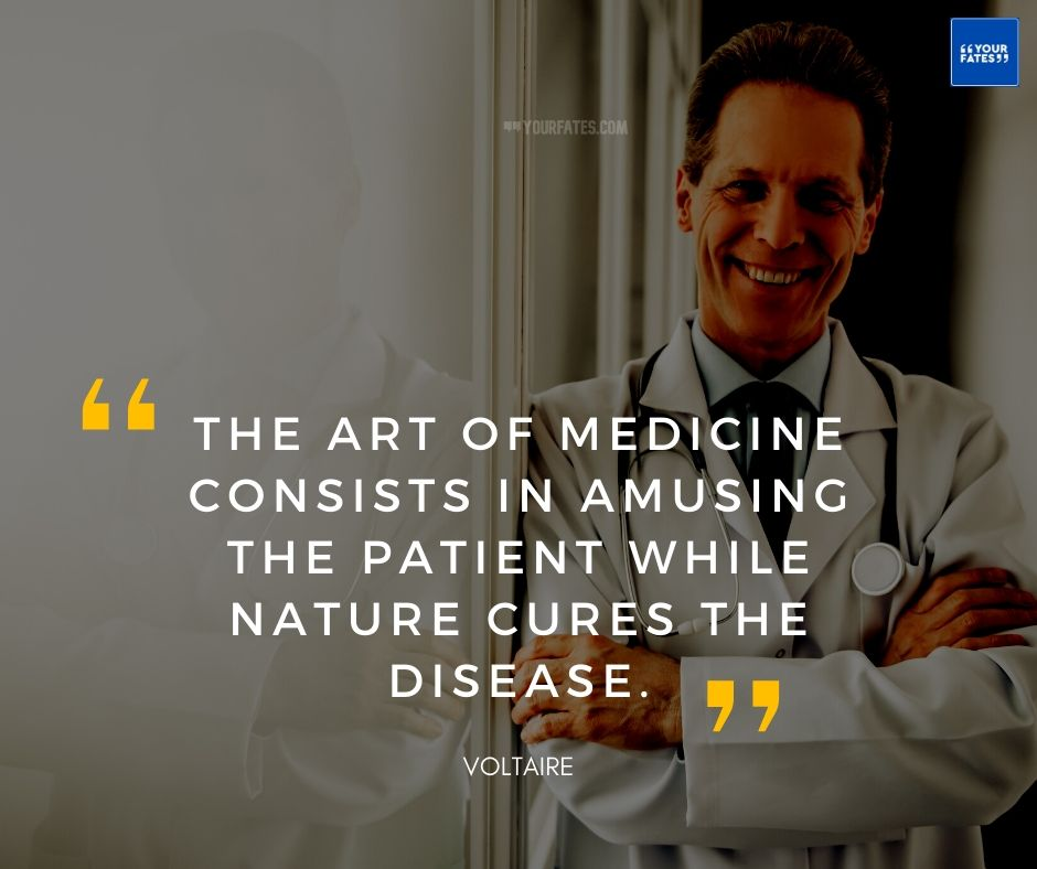 International Doctor Day Quotes