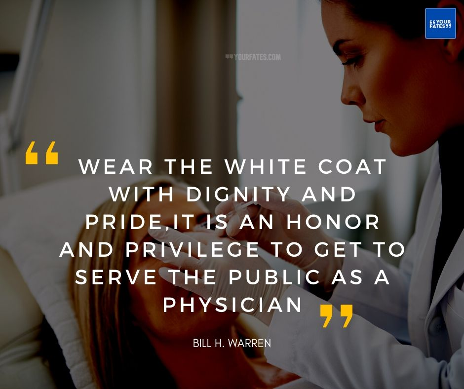 Doctor Day Quotes