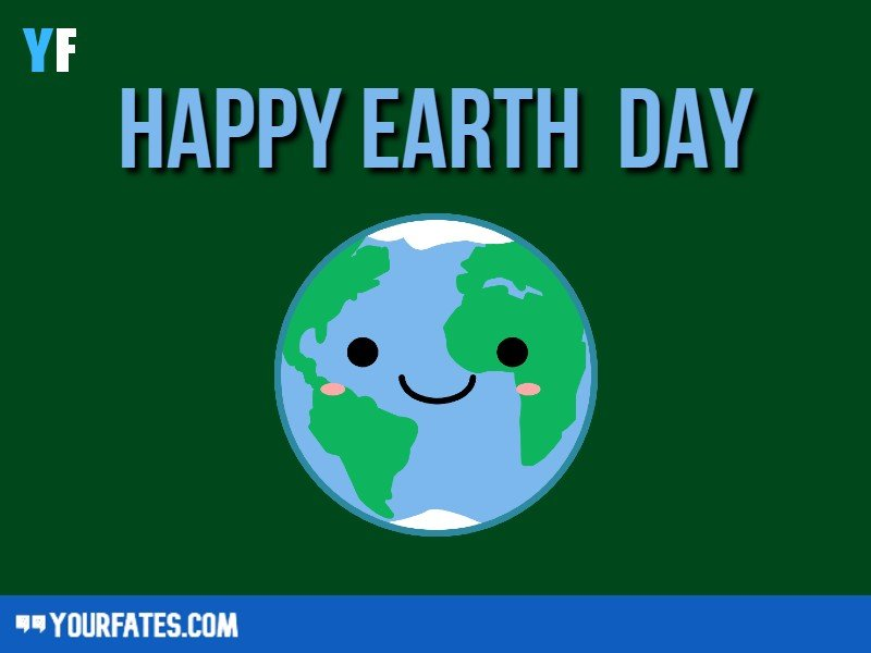 Earth day wishes