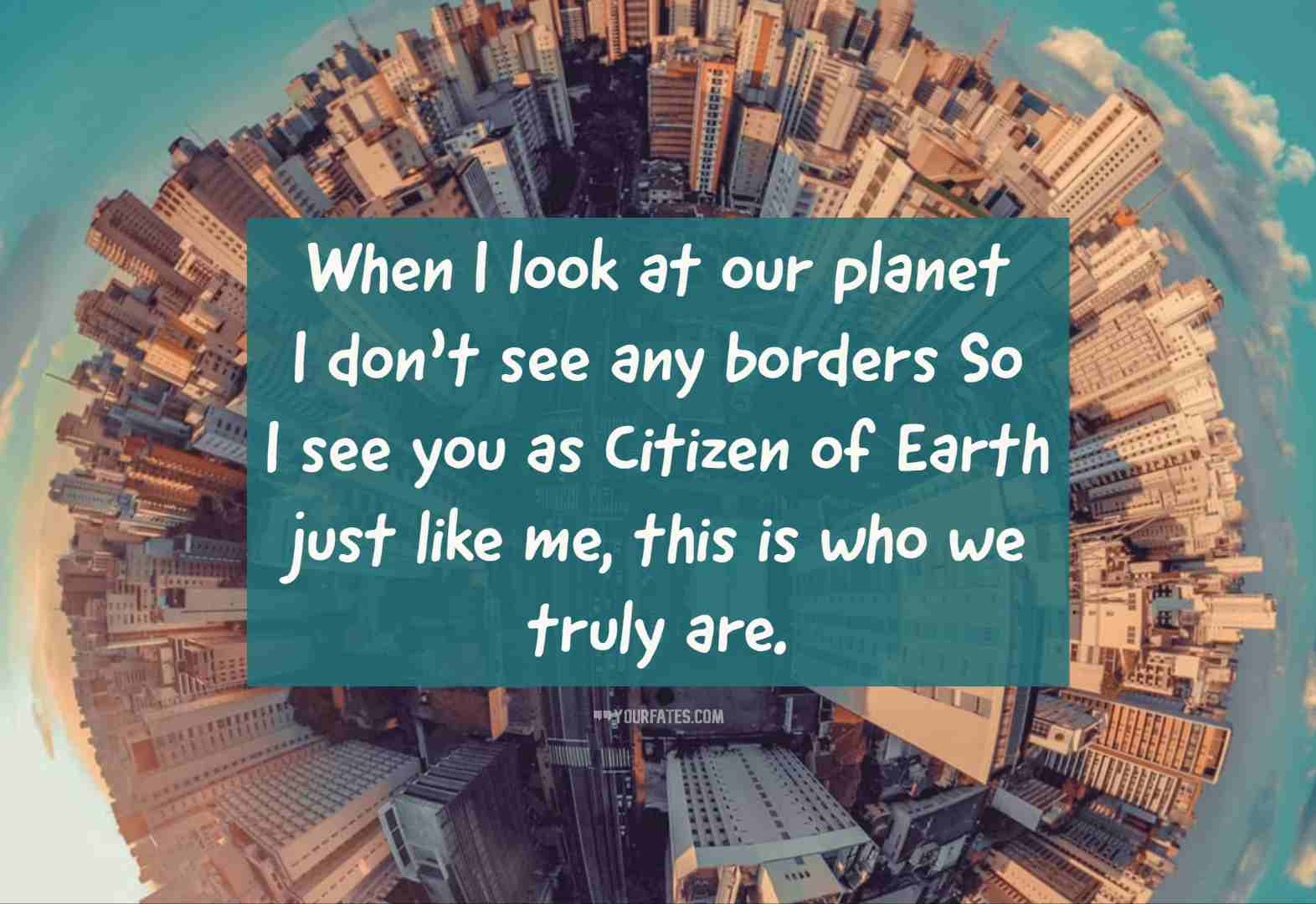 Earth Quotes and Sayings