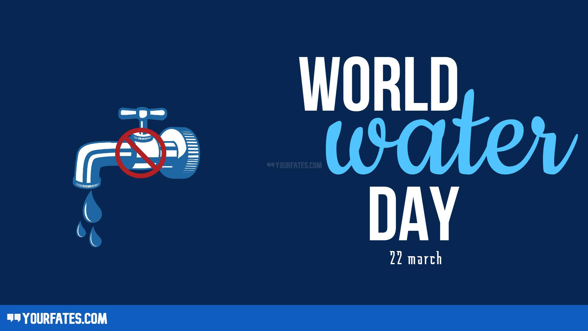 world water day quotes