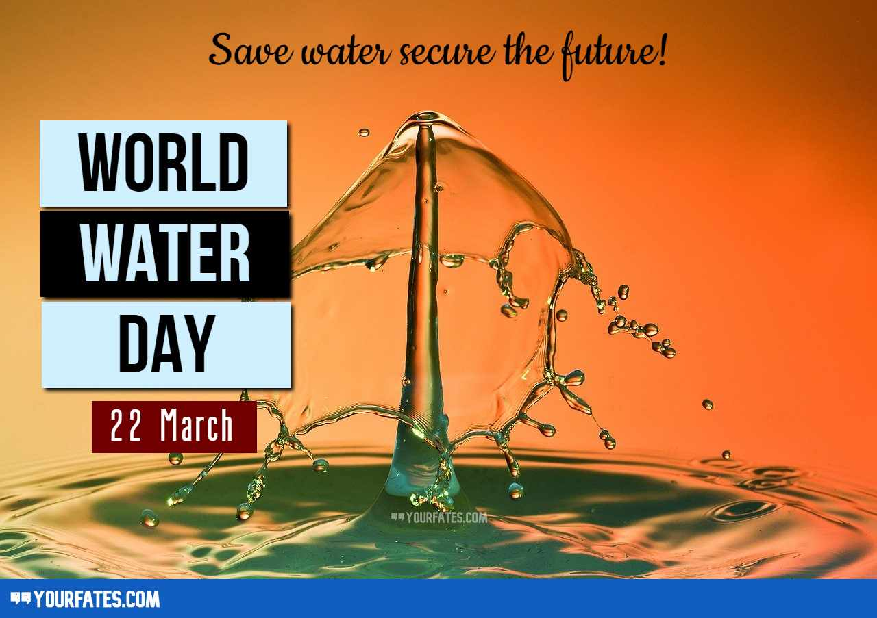 world water day quotes images