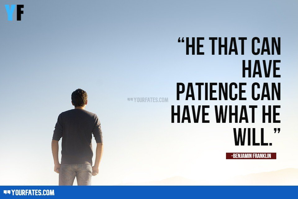 Best Patience Quotes