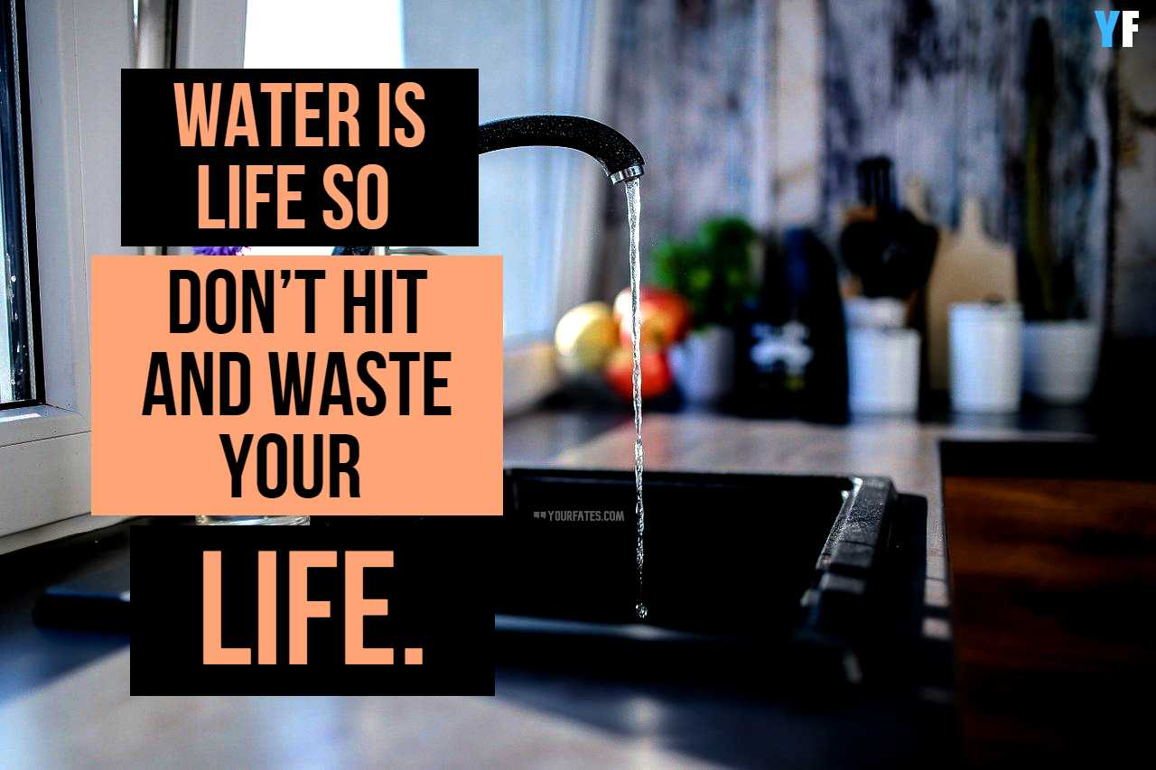 water day quotes