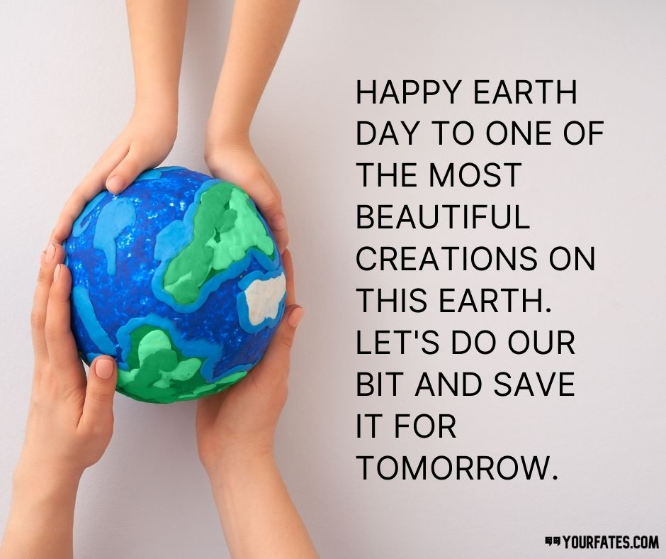 Best Earth Day wishes