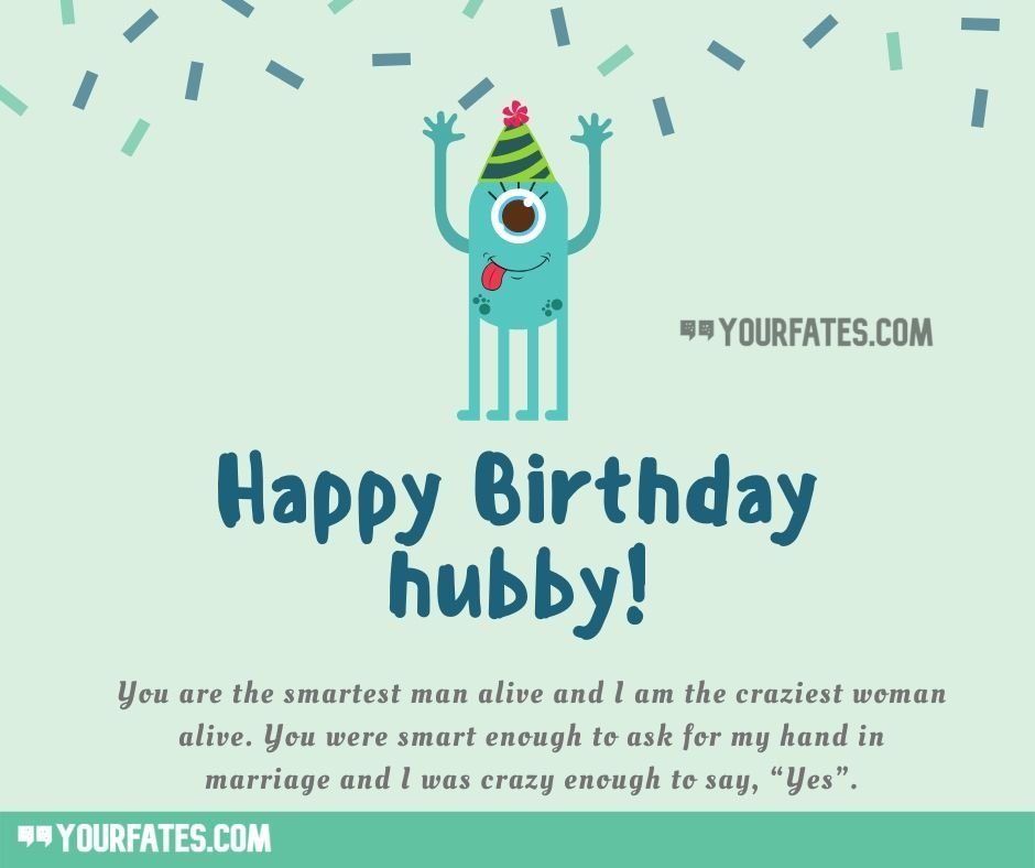 50 Best Heartwarming Birthday Wishes For Husband