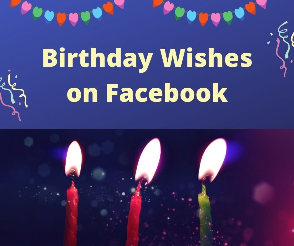 Birthday Wishes on Facebook