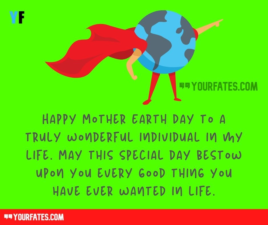 earth day Messages