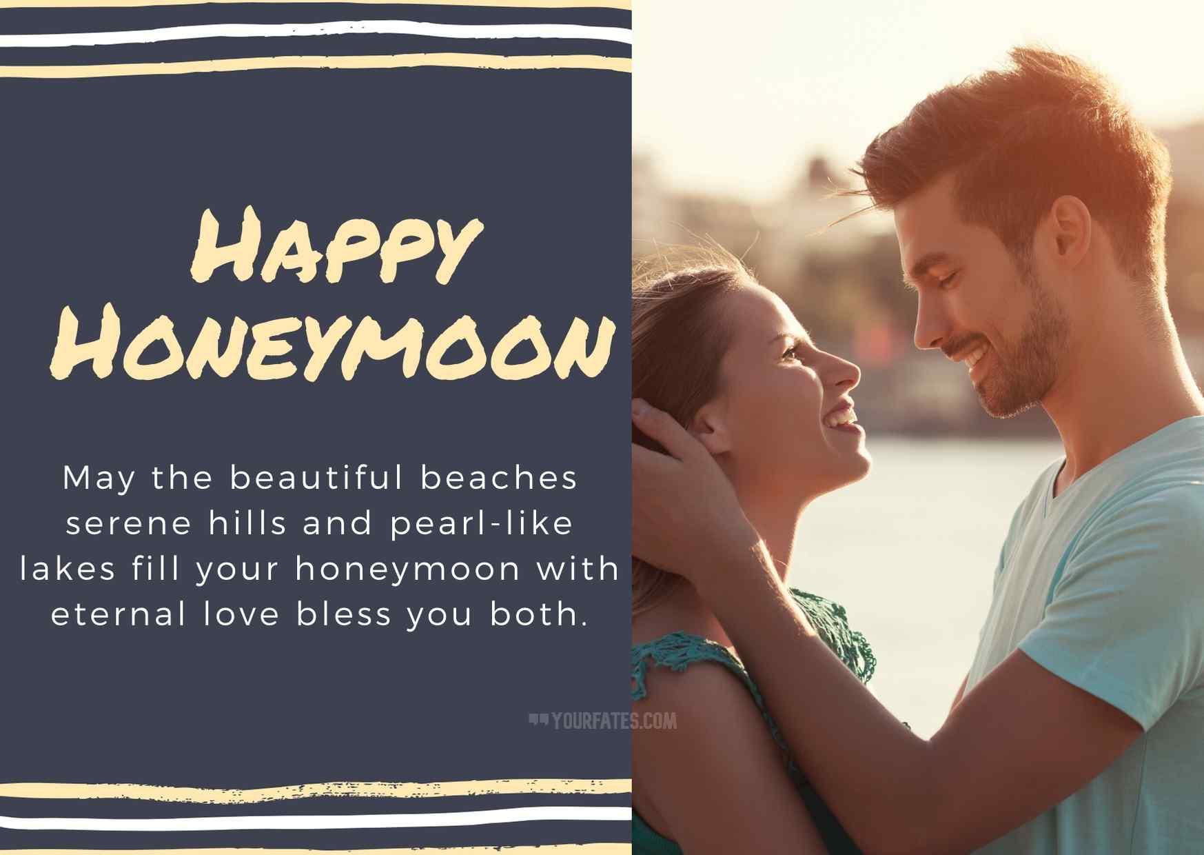 Honeymoon Messages