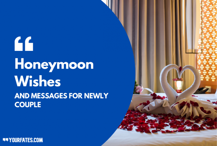Honeymoon Wishes and Messages
