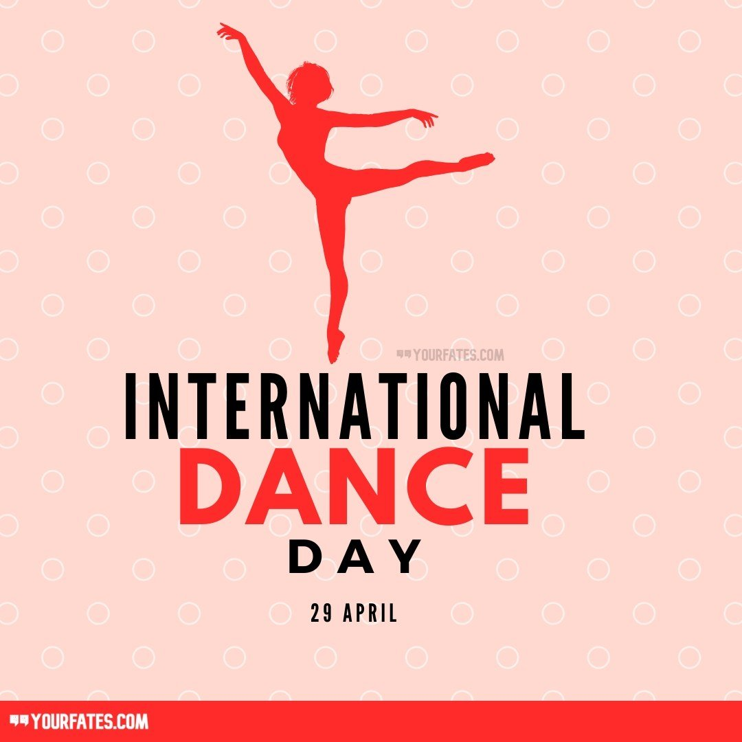 Dance Day wishes Images