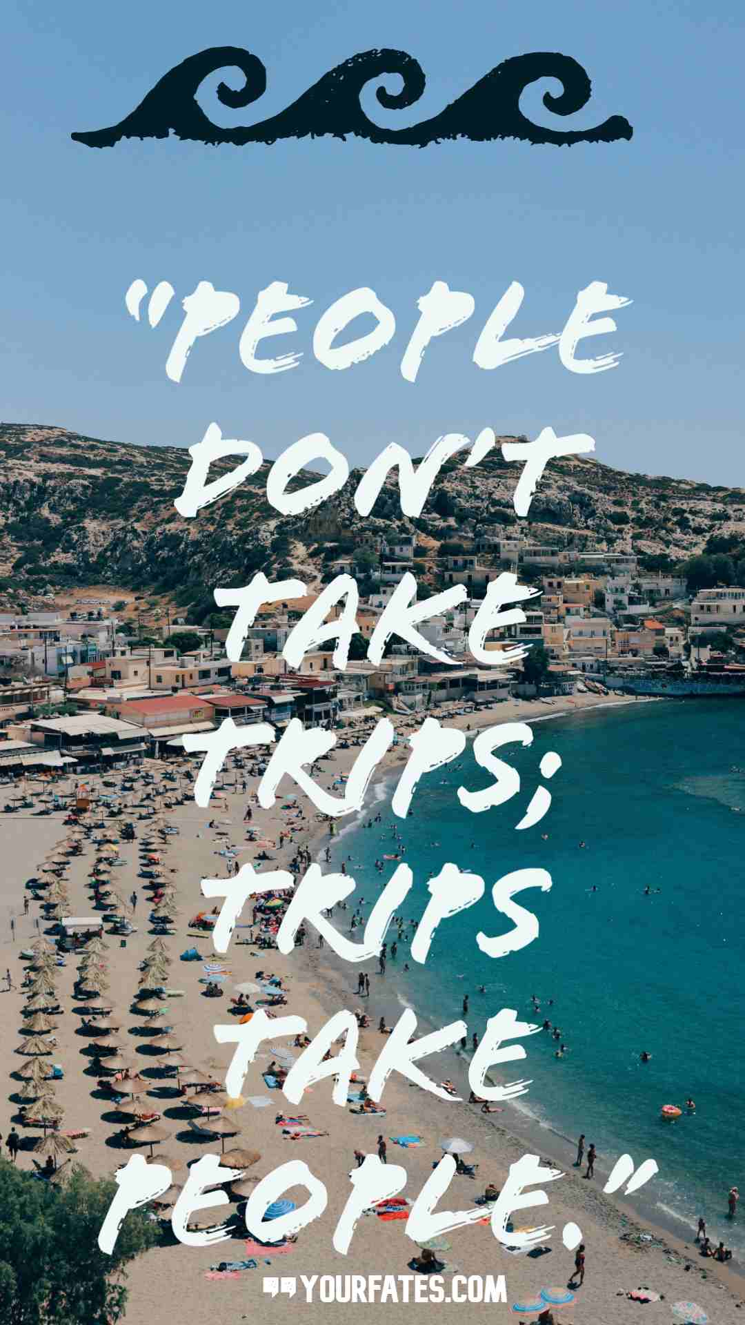 Quotes On Vacation