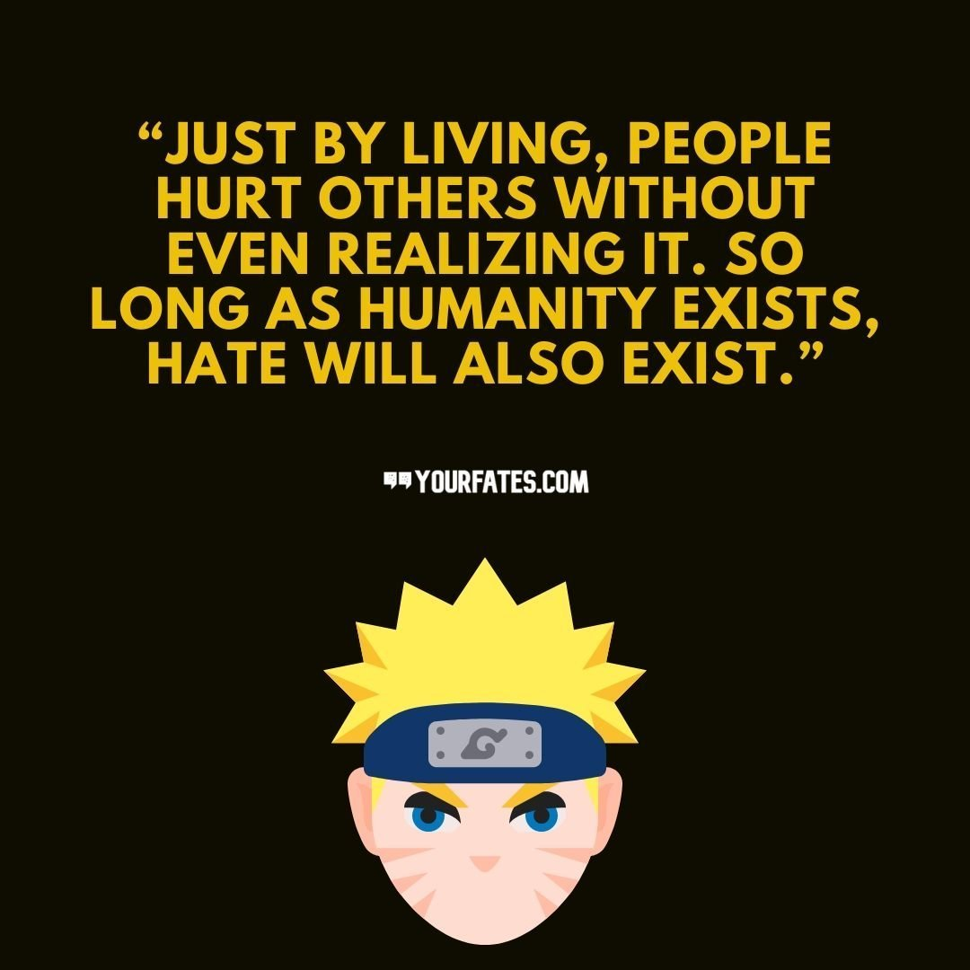 Pain Naruto Quotes