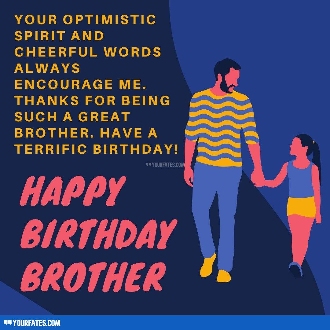 brother birthday wishes