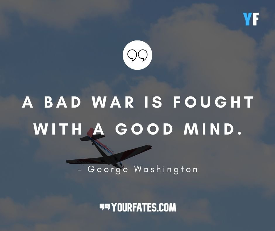George Washington Quotes Revolutionary War