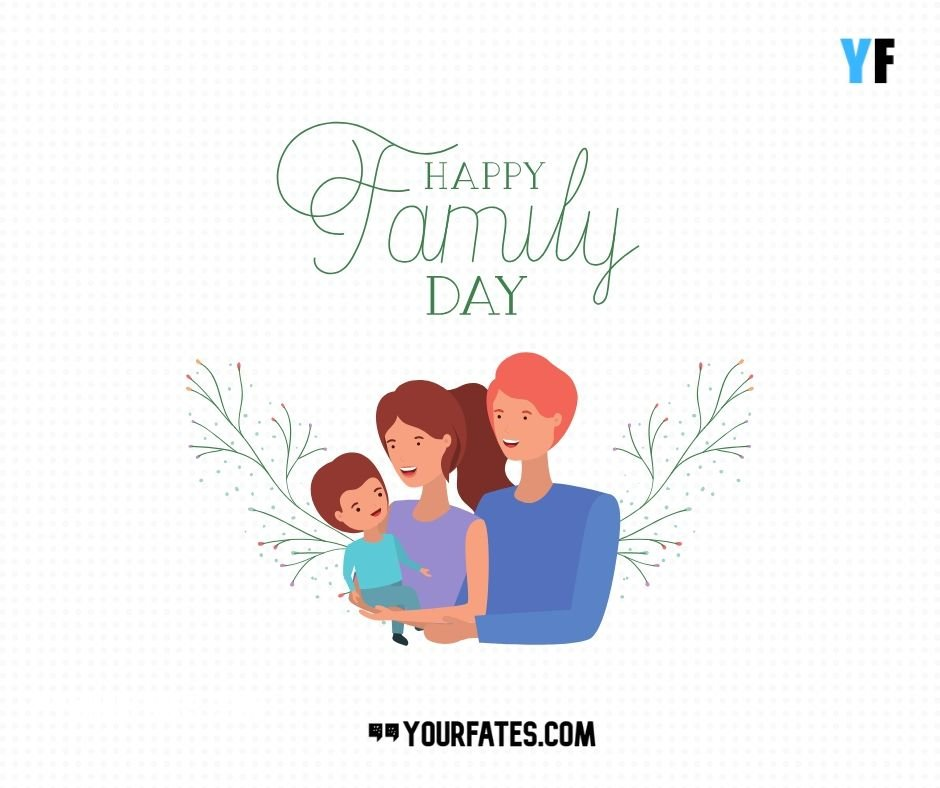 Happy World Family Day Images