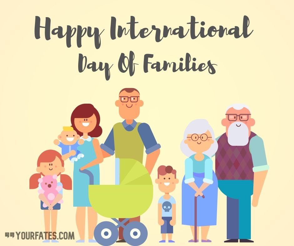 Happy World Family day 2020 images