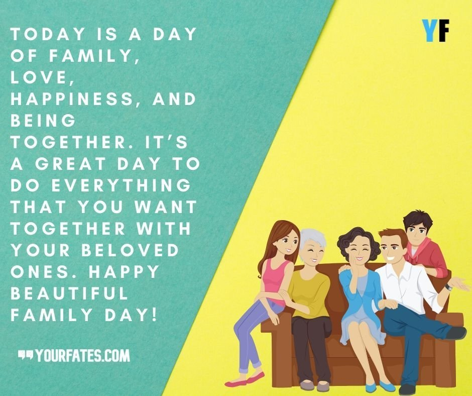 Happy International Day Of Families 2020 wishes