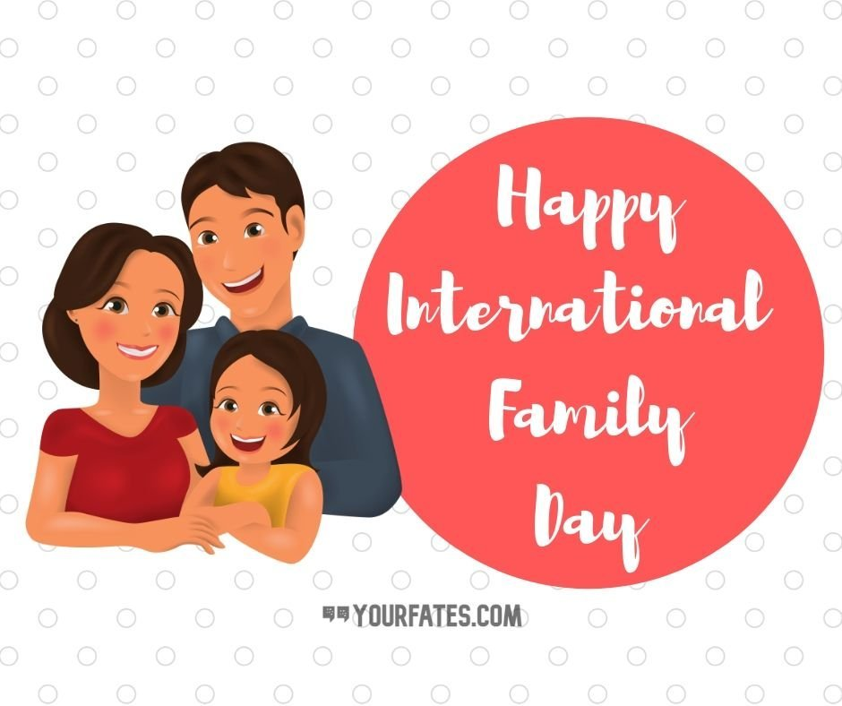 Happy International Family Day 2020