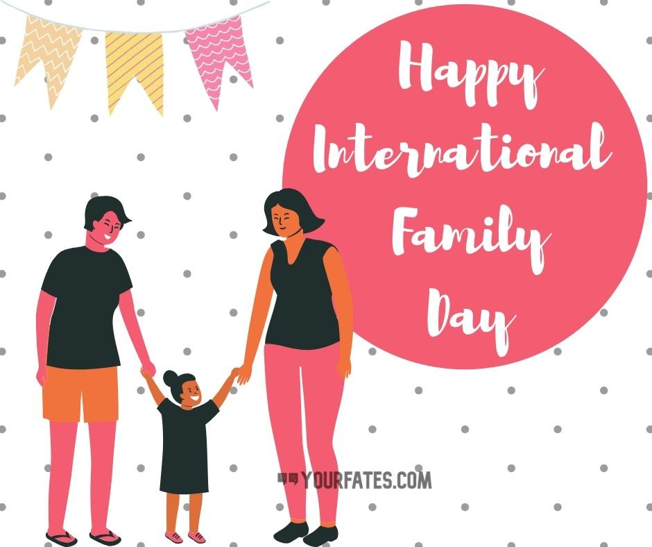 Happy World Family Day 2020