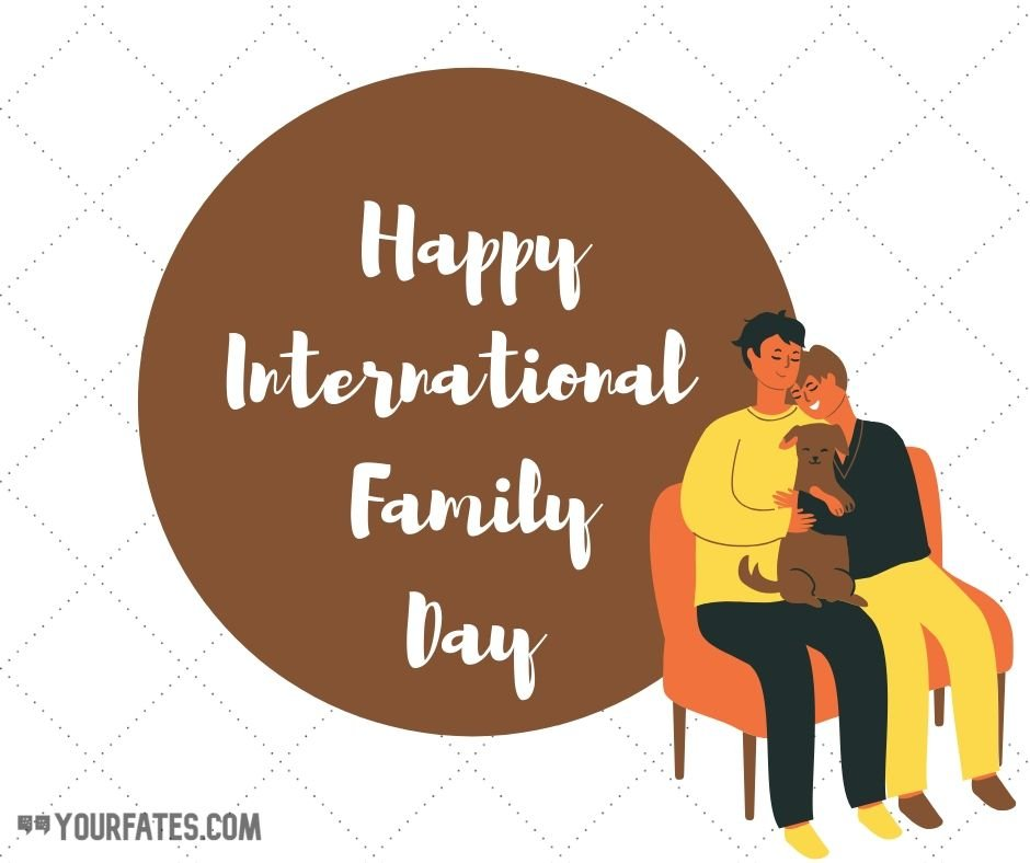 Happy International Family Day 2020 images