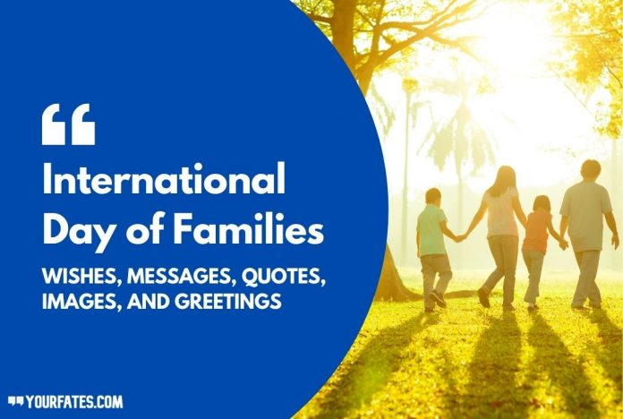 Happy Family Day Wishes