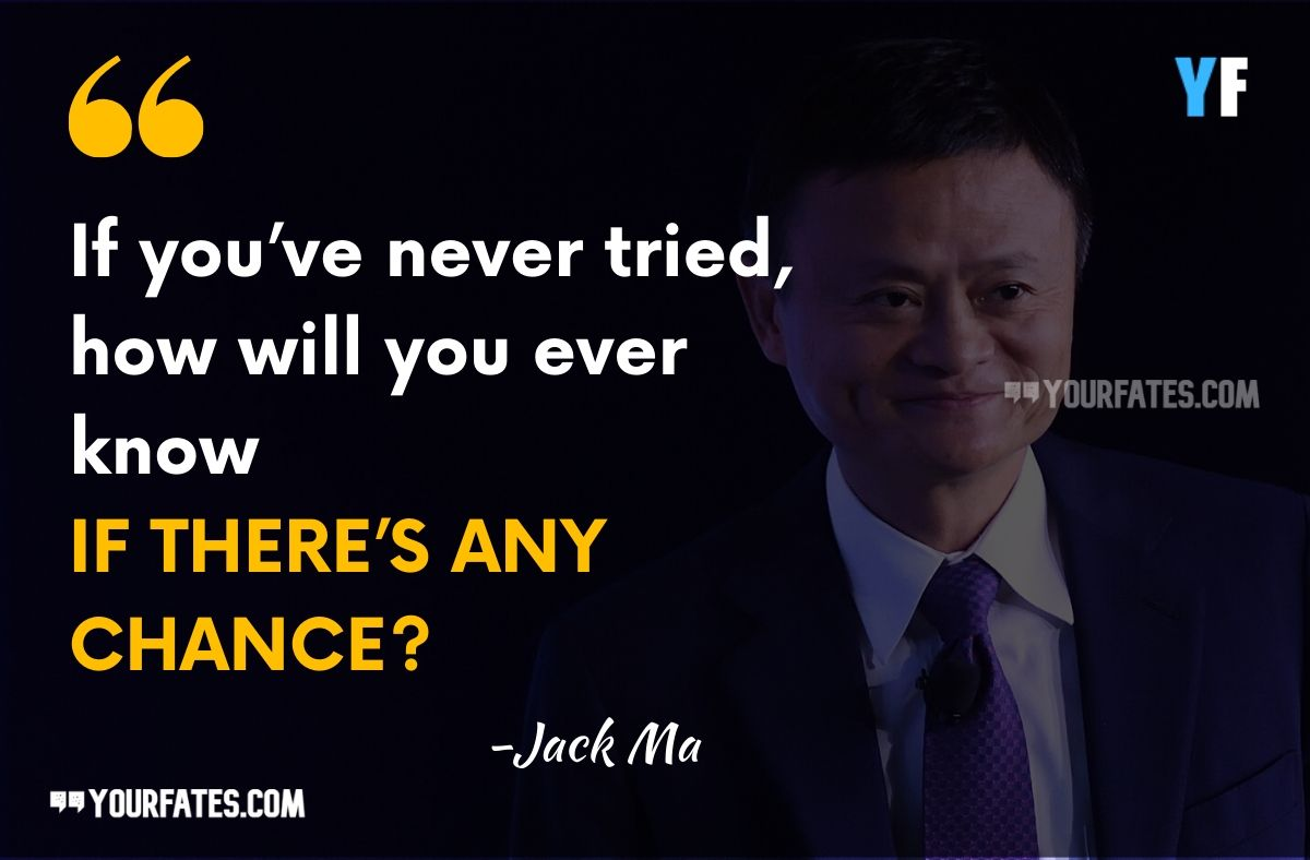 jack ma inspirational quotes