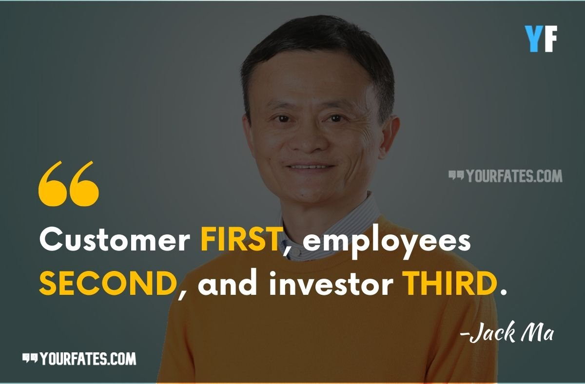 jack ma entrepreneur quotes