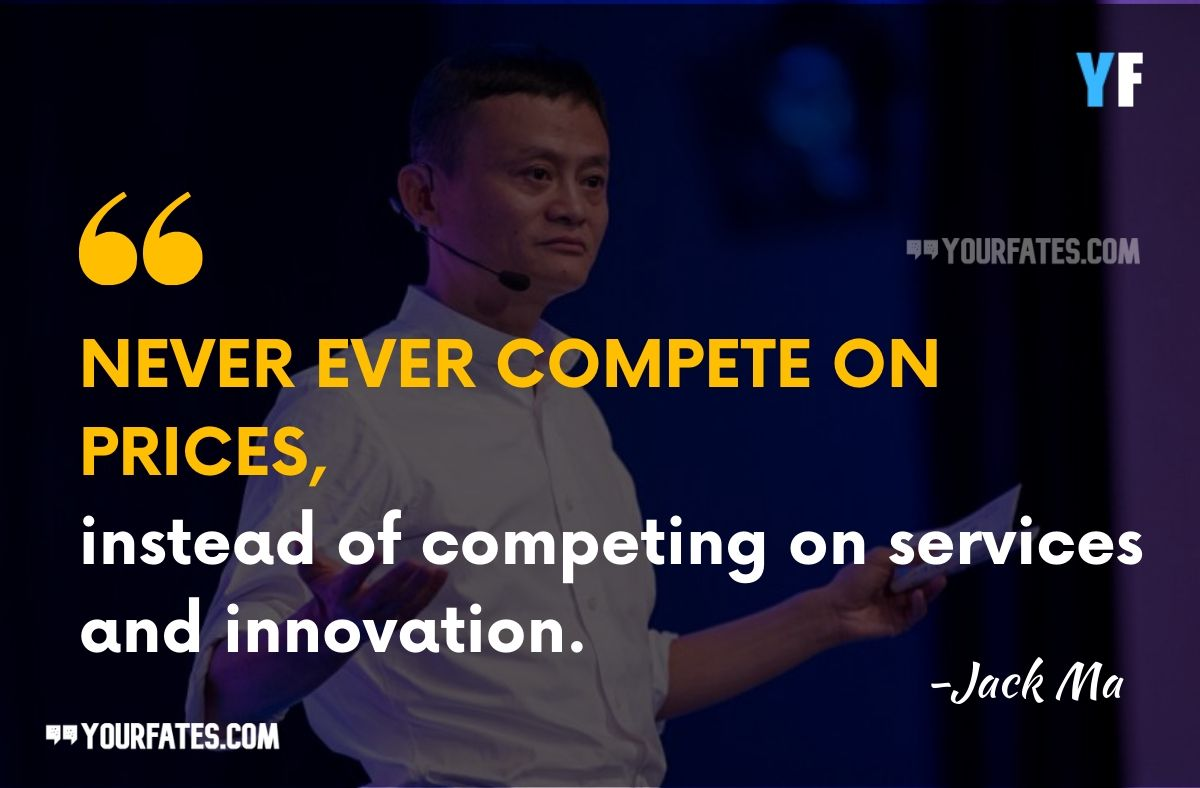 jack ma quotes on competition