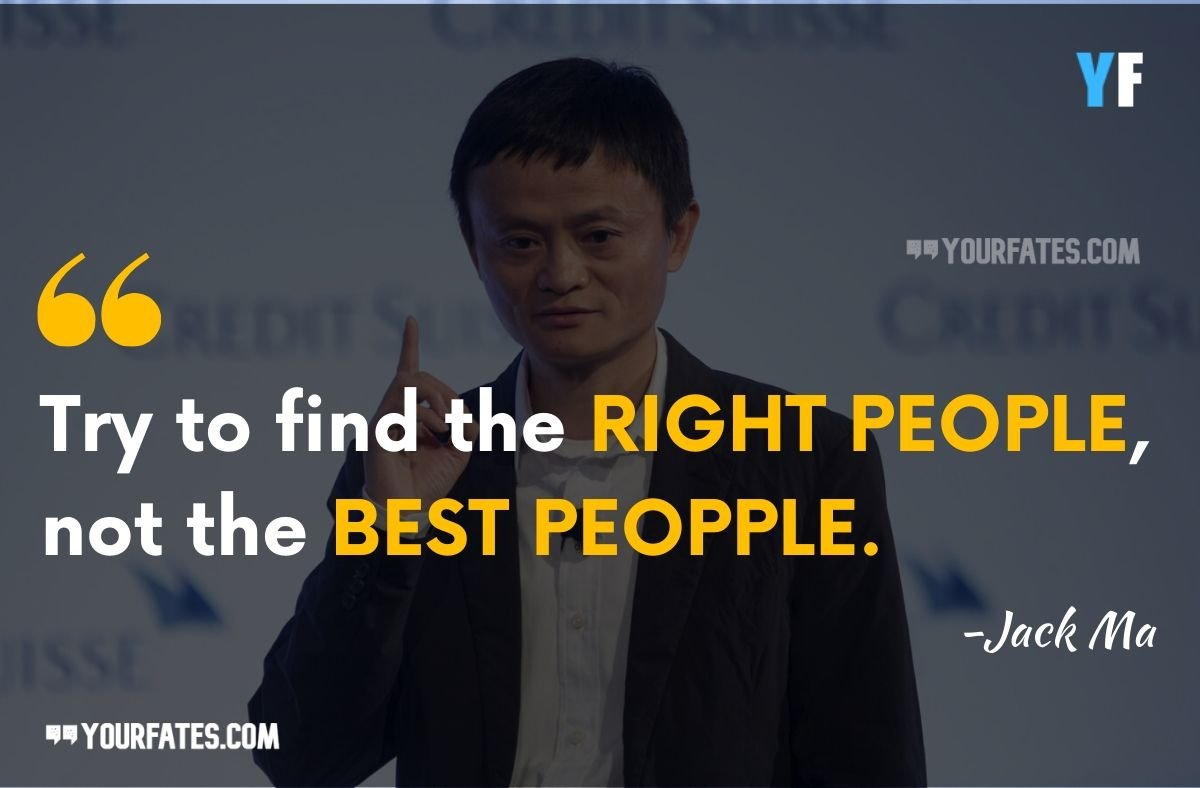 jack ma motivational quotes